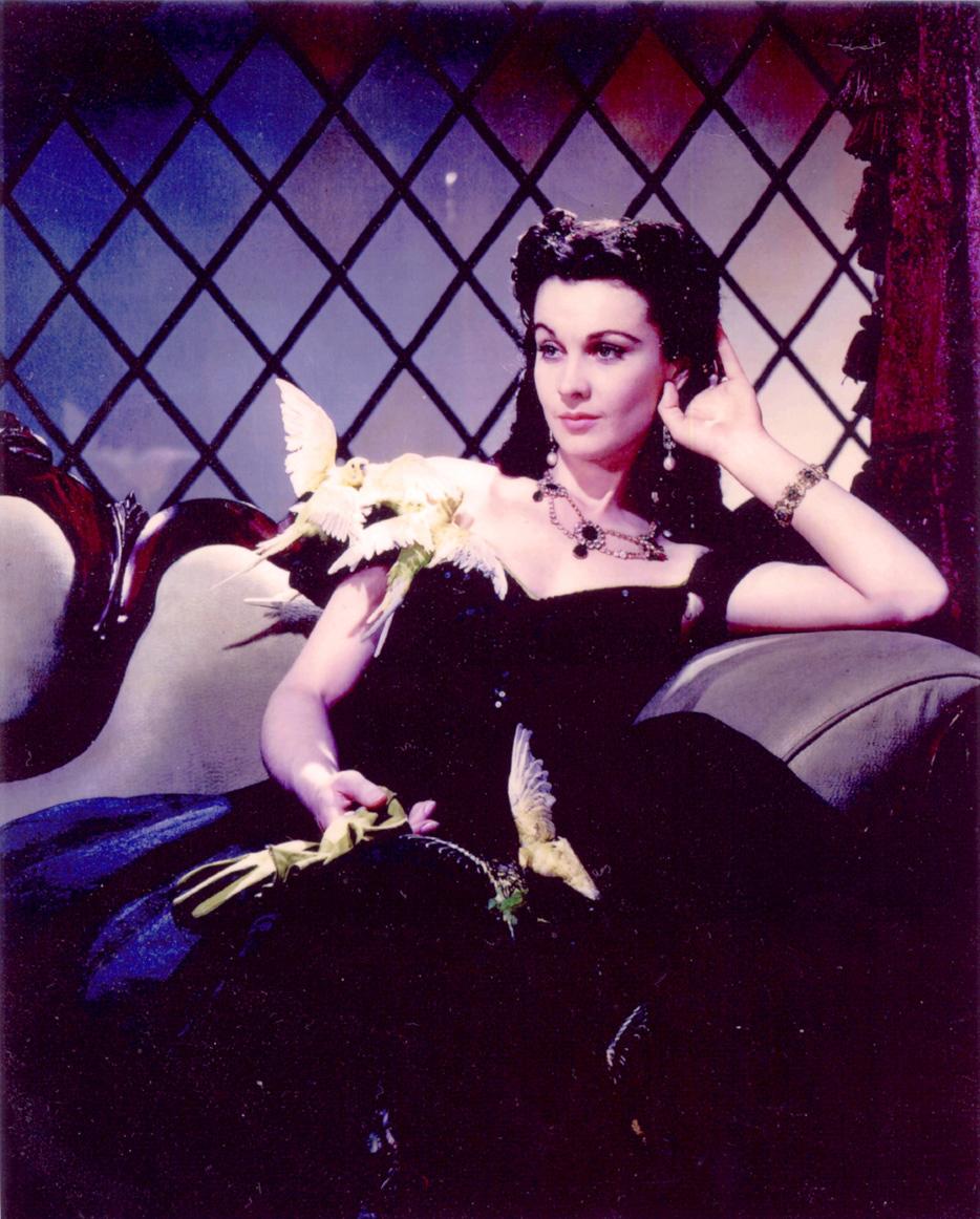 Whereupon I mix Scarlett O'Hara and Morticia Addams ... Scarlett O Hara